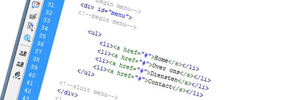 Wat is HTML?